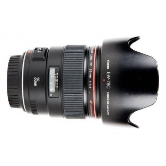 Canon 35 mm f/1,4 L USM - Objectif Photo Focale Fixe