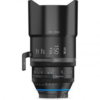 Objectif IRIX 150 mm T/3.0 MACRO 1:1 Ciné - Canon EF Vidéo - Canon EF