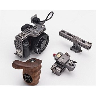 Support de Caméra - TILTA ES-T17-A Sony Alpha A7S, A7R, A7S II, A7R II, A7R III Crosse d'épaule & Rig