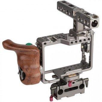 Support de Caméra - TILTA ES-T17-A Sony Alpha A7S, A7R, A7S II, A7R II, A7R III Cages & Cross épaule