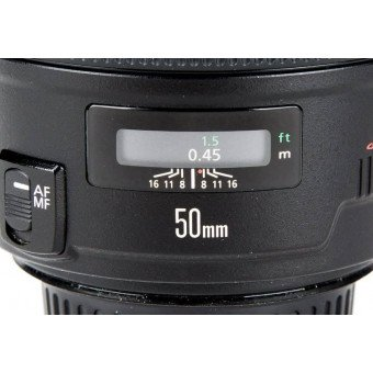 Canon 50 mm f/1,2 L USM - Objectif Photo Standard