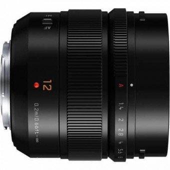Panasonic 12 mm Lumix G F1.4 DG Leica Summilux Grand Angle