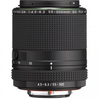 Pentax HD PENTAX-DA 55-300mm f/4.5-6.3 ED Objectif Pentax