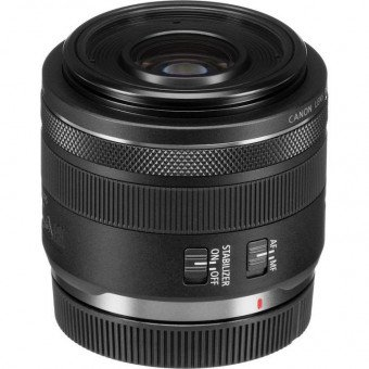 Canon RF 35 mm F/1.8 MACRO IS STM Focale Fixe