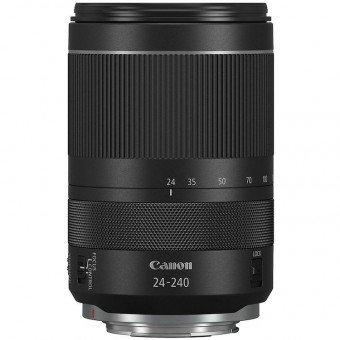 Canon RF 24-240 mm F/4-6.3 IS USM Téléobjectif