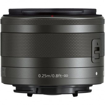 Canon EF-M 15-45 mm F/3,5-6,3 IS STM Objectif Canon EF