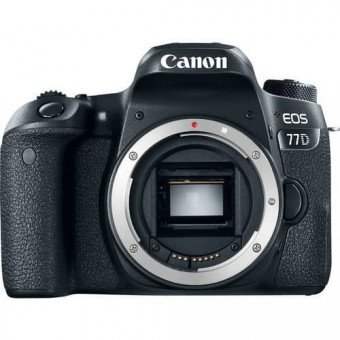 Canon EOS 77D - Reflex numérique Reflex Canon