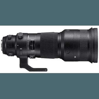 Sigma 500 mm F4 DG OS HSM Sports - Monture Canon Téléobjectif