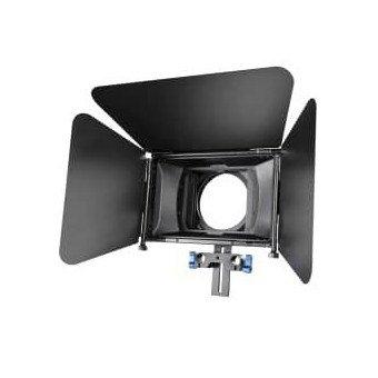 Kit Vidéo Matte box + Follow focus + cross d'épaule - Rig walimex pro Crosse d'épaule & Rig
