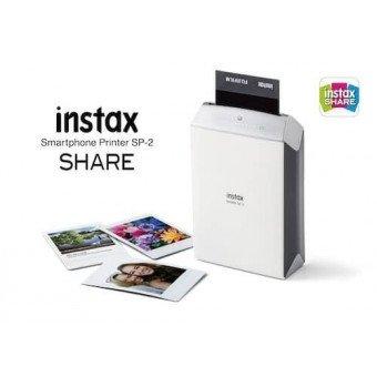 Imprimante photo portable Fujifilm Instax SHARE SP-2 Imprimante Smartphone