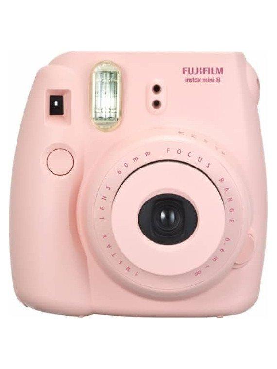 Fujifilm Instax Mini 8 Rose - appareil photo instantanée Pack Instax Mini 8