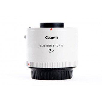 Téléconvertisseur Canon EF 2x III - Multiplicateur de focale Téléconvertisseur - Canon EF