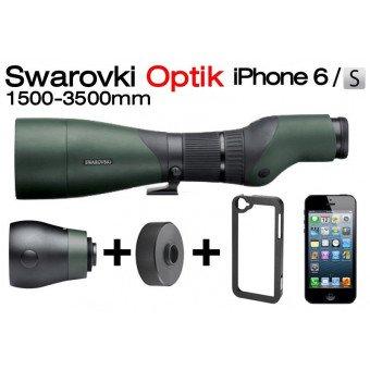 Kit Objectif 1500 mm Swarovski pour Iphone 6 Optique Swarovski