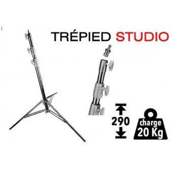Trépied d'éclairage AIR Deluxe / 290cm - 20 Kg Pied Studio