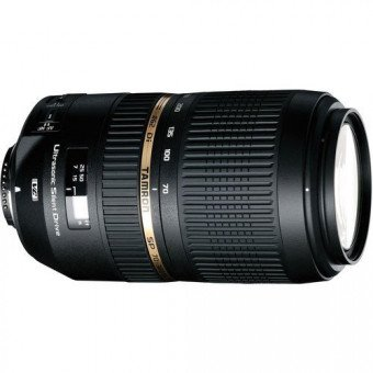 Tamron SP 70-300 mm f/4-5. 6 Di VC USD - Objectif photo monture Nikon Téléobjectif