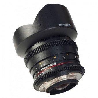 Samyang 14 mm T3.1 V-DSLR ED AS IF UMC - Canon Samyang-Canon