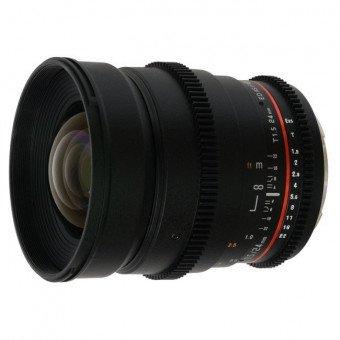 Samyang 24 mm T1.5 ED AS IF UMC V-DSLR Canon Samyang-Canon