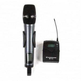 Micro sans fil + récepteur pour caméra vidéo - Sennheiser EW 135-p G3 Sono & DJ
