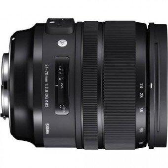 Sigma 24-70 mm f/2.8 DG OS HSM Art - Monture Canon Standard