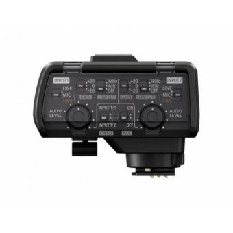 Adaptateur de microphone XLR - PANASONIC DMW-XLR1 - Pour LUMIX GH5 Micro Canon