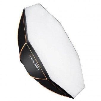 Softbox octogonale diamètre Ø120 cm - Walimex pro & K Softbox