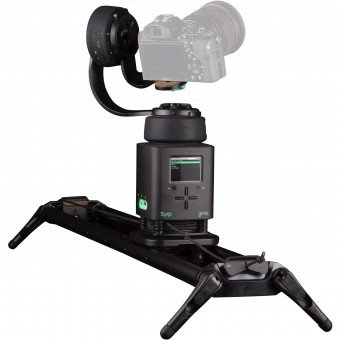 SYRP Genie rotule motorisée pour time lapse et panorama 360° Rotule & Tête Panoramique
