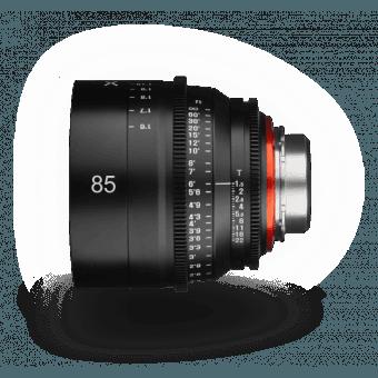 Samyang XEEN 85 mm T1.5 - Monture Canon EF objectif Vidéo Samyang-Canon