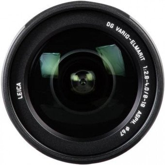 Panasonic 8-18 mm Lumix G F/2.8 - 4.0 Leica ASPH Grand Angle