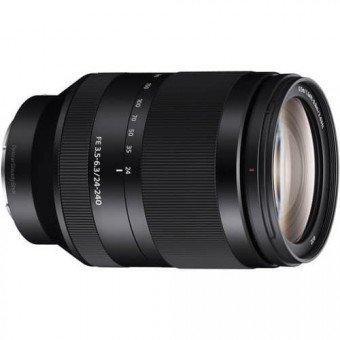 Sony FE 24-240 mm f/3.5-6.3 OSS - Monture Sony E Téléobjectif