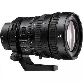 Sony FE PZ 28-135 mm F4 G OSS - Monture Sony E Objectif Vidéo