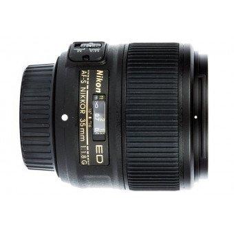 Nikon 35 mm f/1,8G - FX Standard