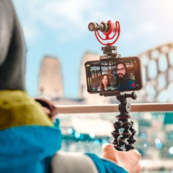 Micro Rode VidéoMic - Smartphone et Tablette Micro HF