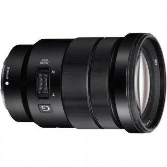 Sony 18-105 mm f/4 E PZ G OSS Lens - Monture Sony E Téléobjectif