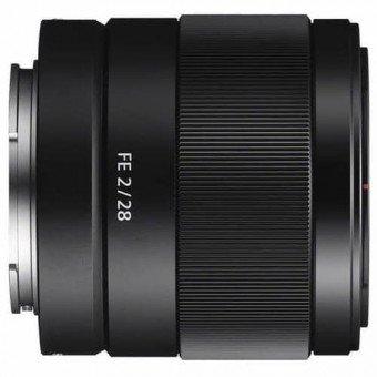 Sony FE 28mm f/2 - Monture Sony E Grand Angle