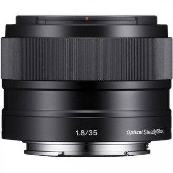 Sony 35 mm f/1.8 - Monture Sony E Standard