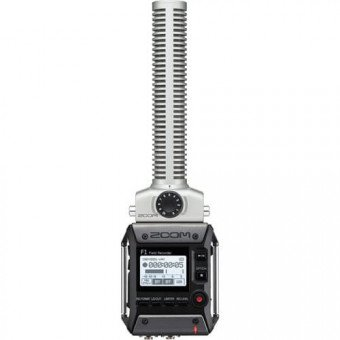 ZOOM Enregistreur F1-SP + Micro Canon Accueil