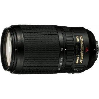 Nikon AF-S 70-300 mm f/4.5-5.6G VR NIKKOR Téléobjectif