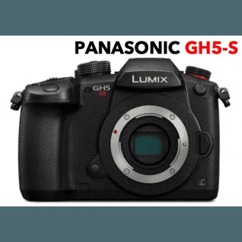 Panasonic Lumix DMC-GH5S - Boitier Photo & Vidéo Reflex Panasonic