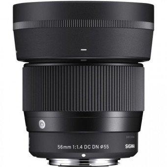 SIGMA 56 mm f/1.4 DC DN Contemporary - Monture Micro 4/3 Focale Fixe