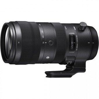 SIGMA 70-200 mm F2.8 DG OS HSM Sports - Monture Canon EF Téléobjectif
