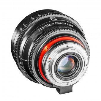 Samyang XEEN 20mm T1.9 - Monture Canon EF Samyang-Canon