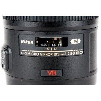 Nikon AS-F 80-400 mm f/4,5-5,6G ED VR II Téléobjectif