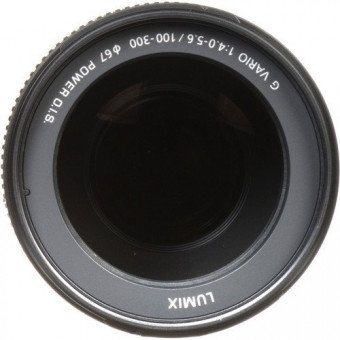 Panasonic Lumix G Vario 100-300 mm F/4.0-5.6 II Power OIS Téléobjectif