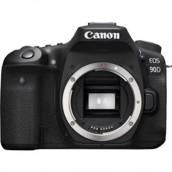 Canon EOS 90D - Appareil Photo Reflex PHOTO
