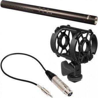 Microphone Canon - RODE NTG-4+ Micro Canon