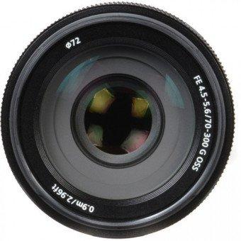 Sony FE 70-300 mm f/4.5-5.6 G OSS - Monture Sony FE Téléobjectif - Objectif à monture Sony E