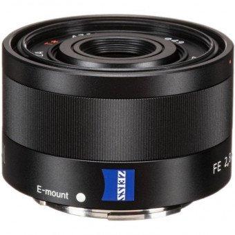 Sony Sonnar T* FE 35 mm F2.8 ZA - Objectif grand angle Fixe