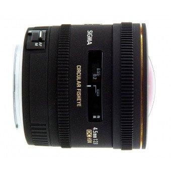 Sigma 4,5 mm f/2,8 FISHEYE - Monture Canon Fisheye