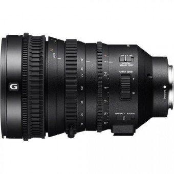Sony E PZ 18-110 mm F4 G OSS - Objectif vidéo Sony E-Mount Objectif Vidéo