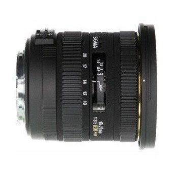 Sigma 10-20 mm f/3,5 EX DC HSM - Monture Canon Grand Angle